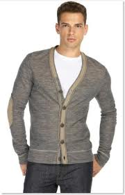Cardigans:Cotton single jersey, S-XL