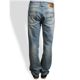 Jeans:Cotton or 80% Cotton/20% Polyester, S to XL