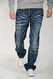 Jeans:100% Cotton Denim, 28-36