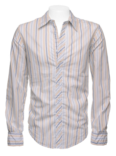 Shirt:100% Cotton/Polyester/Silk , S to XXL