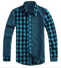 mens checks shirts