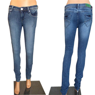 Jeans:100% Cotton or 80% Cotton/20% Polyester, S to XXL