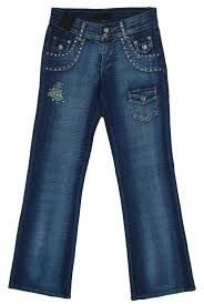 Jeans:100% Cotton, S - 2XL
