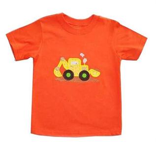 T-shirt:100% Cotton, 5 - 14 yrs