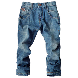 Jeans:98% Cotton / 2% Spandex, 0 - 8 years