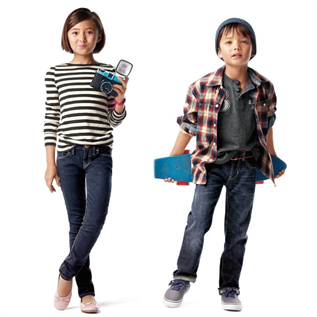 Jeans:100% Cotton, Age Group: 3 to 14 Years