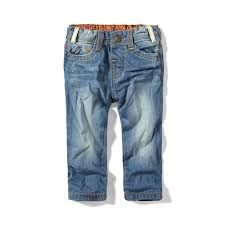 Jeans:100% Cotton or 80% Cotton/20% Polyester, 0 - 12 years