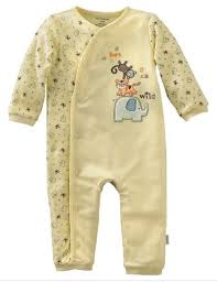 Rompers:100% Cotton, 95% Spandex / 5% Cotton, 0 - 3 months and upto toddlers
