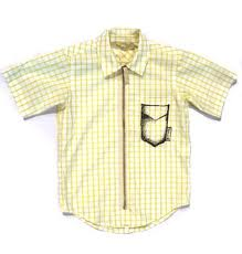 Shirt:100% Cotton, 80% Cotton / 20% Polyester, Age Group: 2 to 14 Years