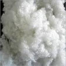 polyester fibre for making of yarn