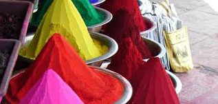 For Textile dyeing and printing, Black, Red, Blue and others