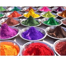 For dyeing and printing, Yellowish, Redder, Blackish and Greener (available in various strength & also produced against customer standard)
