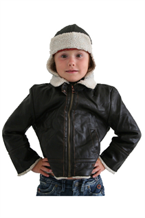 Leather Jackets:Mens, Womens, Kids, Material : Finished Leather Size : S-2XL, Feature : Waterproof