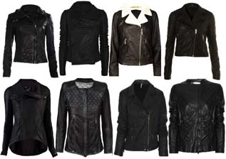 Leather Jackets:Men & Women, Material: Leather & Rexin Size: L-XXL