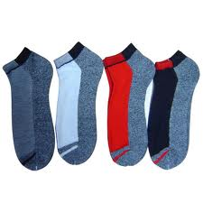 Socks:Spandex / Nylon / Cotton , Black, Grey White, Grey Pink, Black White