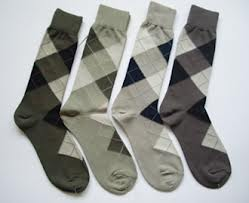 Socks:80% Cotton / 15% Polyester / 5% Elastic, White, Black, Grey, Navy Blue