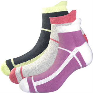 Socks:70% Cotton / 30% Nylon, 50% Wool / 50% Nylon, 100%Cotton, 65% Polyester / 35% Cotton, Blue, Black, White and others