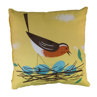 Cushions:100 % Cotton, 70% Polyester / 30% Cotton, Handmade, Color Fastness