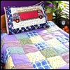 Bed linen:100% Cotton, Woven, Quick dry, Color fastness and Shrink resistance