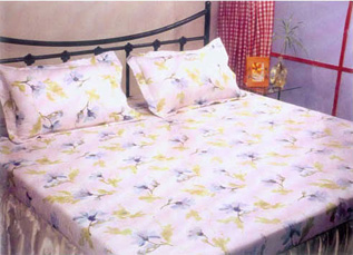Bed Sheets:100% Cotton, Woven, Softness