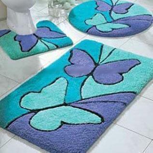 polyester woven - Bathroom Mats