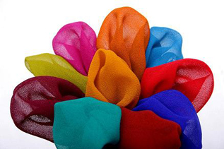 100% Polyester Fabric:140 GSM, 100% Polyester, Dyed, Single Jersey & Interlock