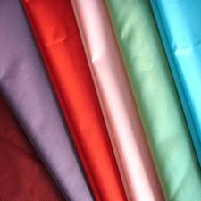 100% Polyester Fabric:140-185 GSM,  100% Polyester Knitted, Dyed, Interlock and Double Knit Textures