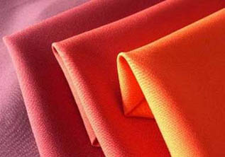 100% Polyester Fabric:280 - 325 GSM, 100% Polyester, Dyed, Weft and Warp Knit
