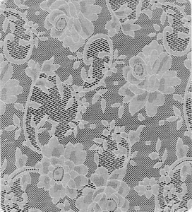 Lace Fabric:150 to 200 gsm, Lace, Greige, Plain