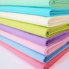 Poplin Fabric:110 GSM, 65% cotton / 35% polyester, Dyed, Plain