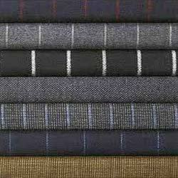 woven dyed suiting fabric