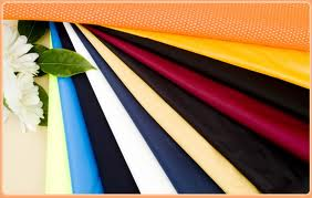 Taffeta Fabric:65 gsm,  100% Polyester, Dyed, Plain
