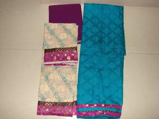 Dress materials fabric-3584
