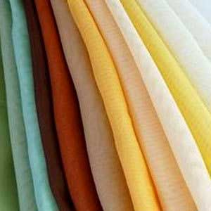 Voile Fabric:75 GSM, 100% Cotton Voile Woven , Greige, Plain