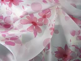 Voile Fabric:54-58 gsm,  100% Cotton, Dyed, Plain