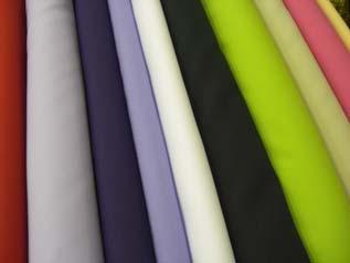Cotton Fabric:150-180 gsm,  100% Cotton, Dyed, Plain