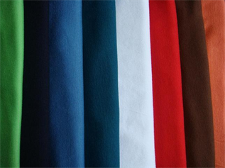 Blended Woven Fabric:85-120 GSM, Polyester / Viscose (65/35%, 80/20%), Dyed, Plain / Twill / Satin