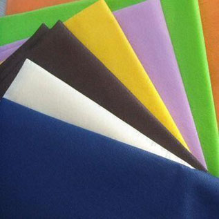 Spunbond nonwoven fabric:20 Gsm, 100% Polypropylene, PP Spunbonded, For making bags