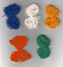 Dyed, For weaving and knitting, 3, 54, 100% Acrylic