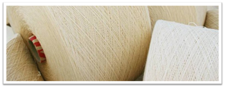 Carded Yarn:Greige, For weaving, 30/1, 100% Cotton