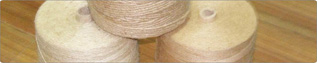 Bleached, Natural Raw Colour, For home textile, garment, table linen, 2.5 to 36 Denier, 100% European Flax Fibre Linen
