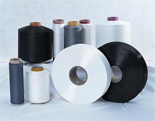 Polyester Yarn:Dyed, For down thread embroidery machine, Ne 60/2, 100% Polyester Spun