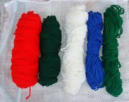 Raw white / Dyed, Knitting, 15/2, 40/2, 100% Acrylic