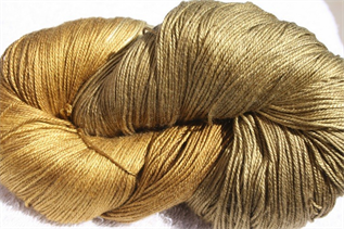Greige, For knitting, 20/22 and 18/20, 100% Silk
