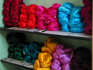 Silk Yarn:Greige, for knitting & weaving, 20/22D, 27/29D, 40/44D, 50/70D, 58/62D, Silk