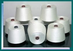 polyester / viscose blended yarn