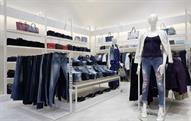 Guess opens flagship store in Moscow