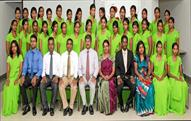 The second batch of Brandix associates that graduated from the P.A.C.E. programme with the officials