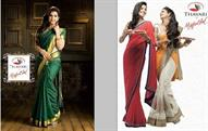 Mafatlal launches new saree range