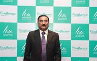 Dilip Gaur, managing director, Grasim Industries and business director, pulp and fibre division, Aditya Birla Group